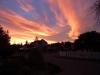 Morning sunrise at Applewood Estates, Poulsbo