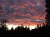 Sunset from Applewood Estates, Poulsbo