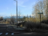 Olympic mountain view from Austurbruin neighborhood