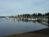 Easterly view of Boston Harbor Marina