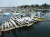 Kayak sales and rental dock