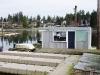 Smaller boat docks