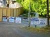 Gated Entry to Edgewater Estates community beach & park